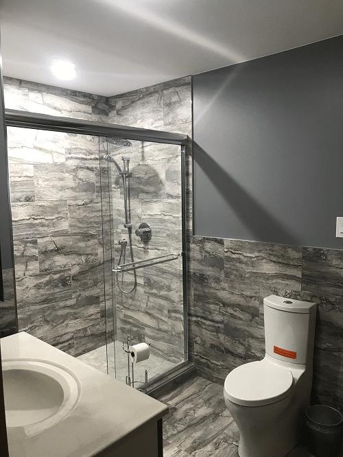 Bathroom Conversion Mikes Construction
