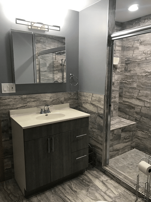 Chicago Bathroom Remodels Mikes Construction